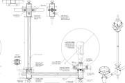 Gaslamp detail