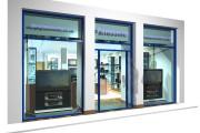 Panasonic Glasgow: shopfront