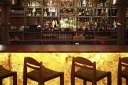 Basement cocktail bar